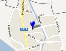 Hotel Limburgia - Riemst (Kanne) - Ligging